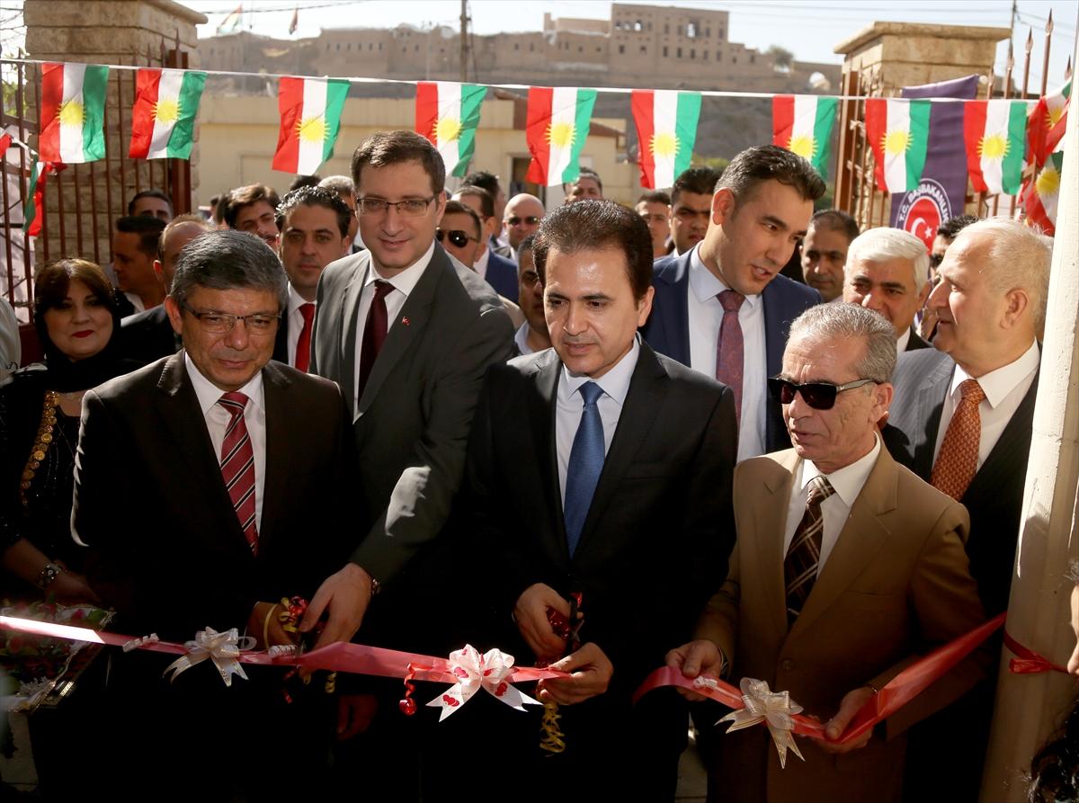 Erdoğan istedi FETÖ'nün 38 okulu Irak Kürdistan Bölgesel Yönetimi'ne geçti